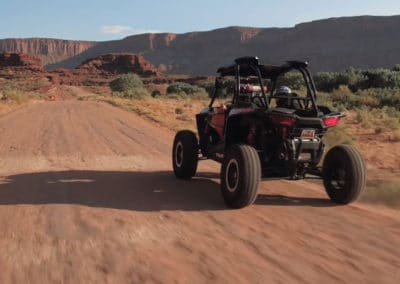 UTV Trail Riding in Moab