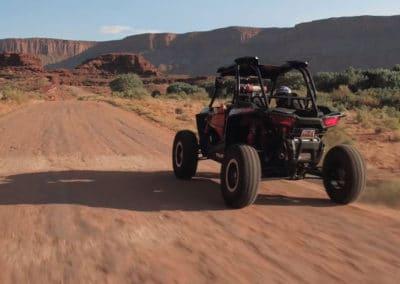 UTV Trail Riding in Moab