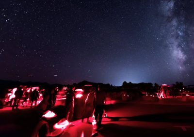 Arches Star Party Celebration