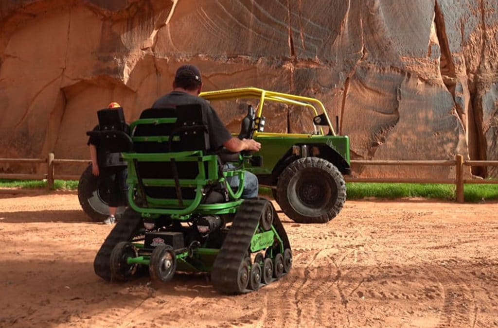 Moab Accessible Adventures